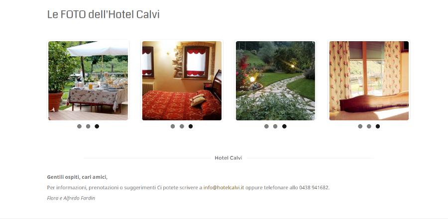 Hotel Calvi - New Site