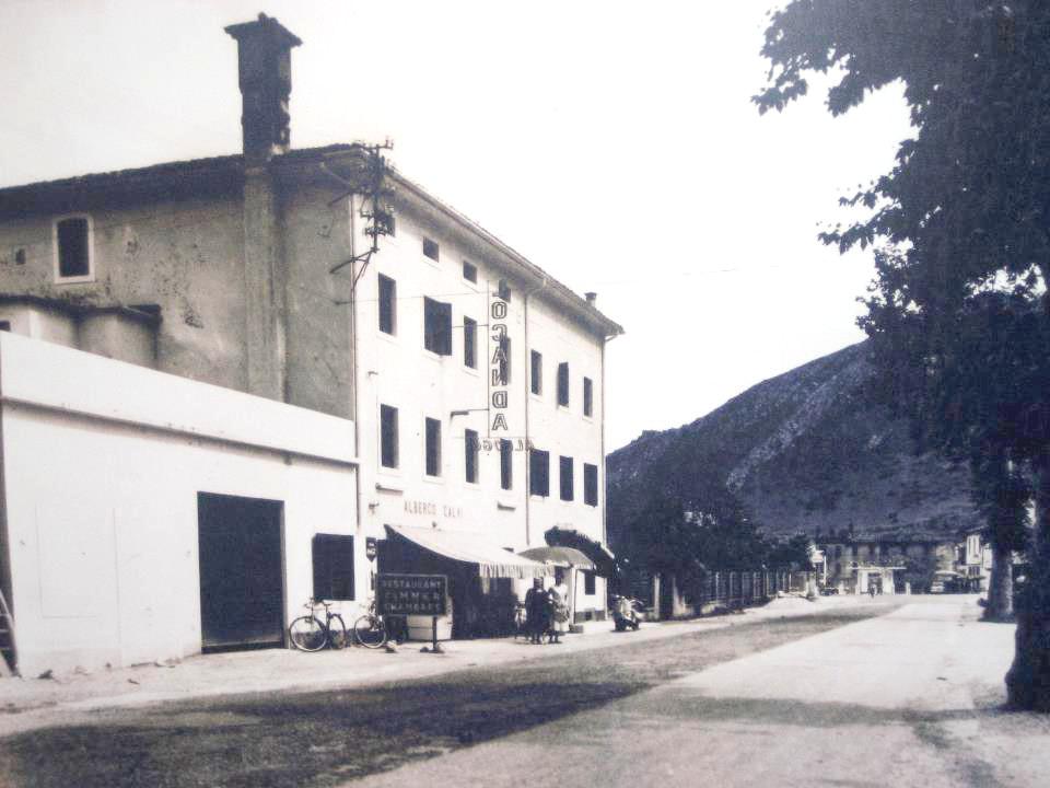 Hotel Calvi - Vittorio Veneto - Foto storica