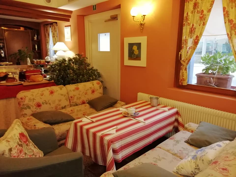 Hotel Calvi a Vittorio Veneto - Sala Colazione